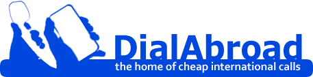 DialAbroadAbroad - the home of cheap international calls